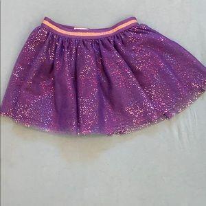 Purple tutu size 5.